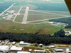 Aerial photo of KVLD (Valdosta Regional Airport)