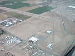 Aerial photo of KIPL (Imperial County Airport)