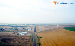 Aerial photo of X43 (Sunray Airport)