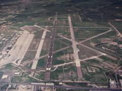 Aerial photo of KLRD (Laredo International Airport)