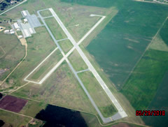 Aerial photo of KPKD (Park Rapids Municipal-Konshok Field Airport)