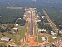 Aerial photo of S17 (Twin Lakes Airport)