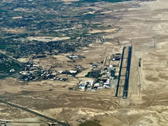 Aerial photo of KGJT (Grand Junction Regional Airport)