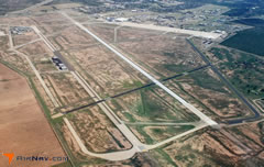 Aerial photo of KBPG (Big Spring Mc Mahon-Wrinkle Airport)