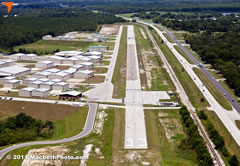 Aerial photo of X04 (Orlando Apopka Airport)