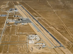 Aerial photo of L71 (California City Municipal Airport)