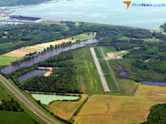 Aerial photo of M34 (Kentucky Dam State Park Airport)