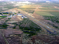 Aerial photo of P03 (Cochise College Airport)