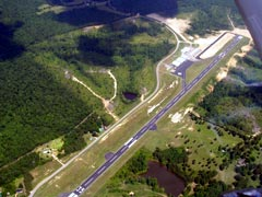 Aerial photo of KSZY (Robert Sibley Airport)