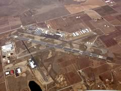 Aerial photo of KEAT (Pangborn Memorial Airport)