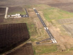 Aerial photo of KINJ (Hillsboro Municipal Airport)