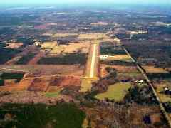 Aerial photo of 61A (Camden Municipal Airport)