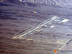 Aerial photo of 49X (Chemehuevi Valley Airport)