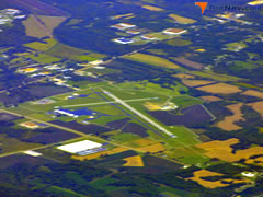 Aerial photo of KMKL (Mc Kellar-Sipes Regional Airport)