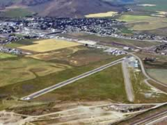 Aerial photo of U78 (Allen H Tigert Airport)