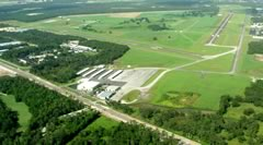 Aerial photo of KBKV (Brooksville-Tampa Bay Regional Airport)