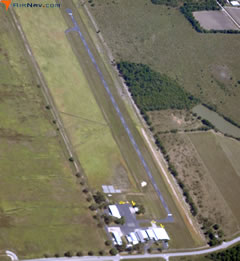 Aerial photo of T54 (Lane Airpark)