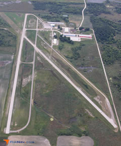 Aerial photo of C81 (Campbell Airport)