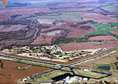 Aerial photo of KDYR (Dyersburg Regional Airport)