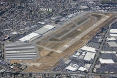 Aerial photo of KTOA (Zamperini Field Airport)