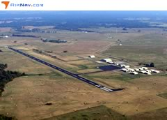 Aerial photo of F53 (Franklin County Airport)