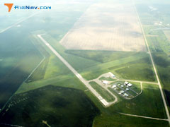 Aerial photo of 0D8 (Gettysburg Municipal Airport)