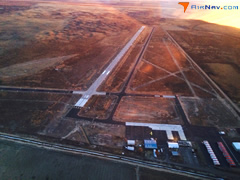 Aerial photo of KLAA (Southeast Colorado Regional Airport)