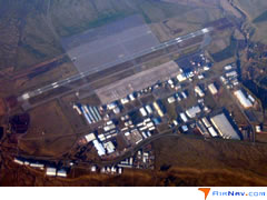Aerial photo of KCIC (Chico Municipal Airport)