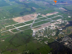 Aerial photo of KGYI (North Texas Regional Airport/Perrin Field)