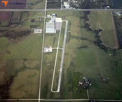 Aerial photo of 3AU (Augusta Municipal Airport)