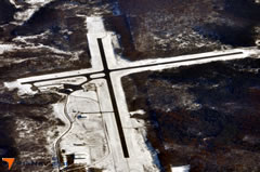 Aerial photo of KPSB (Mid-State Airport)