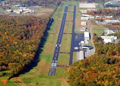 Aerial photo of KGKT (Gatlinburg-Pigeon Forge Airport)