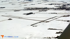 Aerial photo of KOTG (Worthington Municipal Airport)