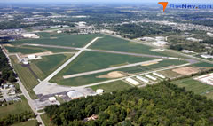 Aerial photo of KSMD (Smith Field Airport)