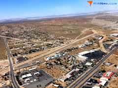Aerial photo of L22 (Yucca Valley Airport)