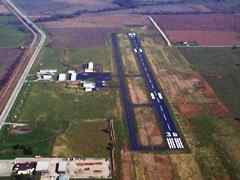 Aerial photo of KBUM (Butler Memorial Airport)