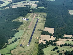 Aerial photo of M11 (Copiah County Airport)