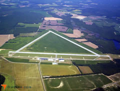 Aerial photo of KUDG (Darlington County Airport)