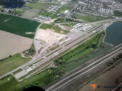 Aerial photo of U02 (McCarley Field Airport)