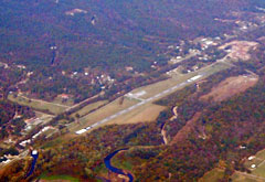 Aerial photo of M93 (Houston County Airport)