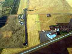 Aerial photo of S84 (Cottonwood Municipal Airport)