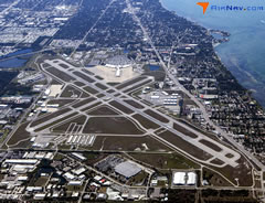 Aerial photo of KSRQ (Sarasota/Bradenton International Airport)