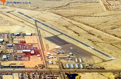 Aerial photo of KCGZ (Casa Grande Municipal Airport)