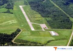 Aerial photo of KBFW (Silver Bay Municipal Airport)