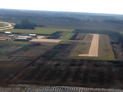 Aerial photo of 1M2 (Belzoni Municipal Airport)
