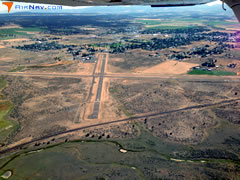 Aerial photo of KAAT (Alturas Municipal Airport)