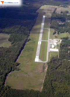 Aerial photo of M72 (New Albany-Union County Airport)