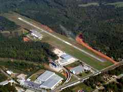 Aerial photo of 52A (Madison Municipal Airport)