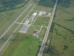 Aerial photo of KORG (Orange County Airport)