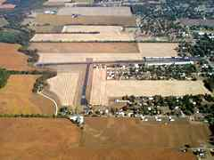 Aerial photo of 3I3 (Sky King Airport)